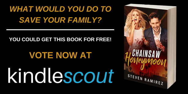 [Kindle Scout Ad]