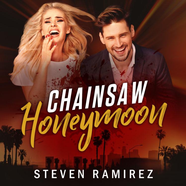 Chainsaw Honeymoon Audiobook Cover