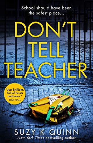 Don't Tell Teacher Cover
