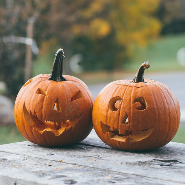 [Halloween Pumpkins]