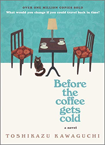 [Before the Coffee Gets Cold Cover]