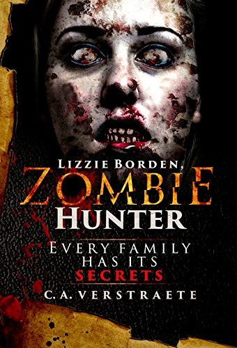 [Lizzie Borden Zombie Hunter Cover]