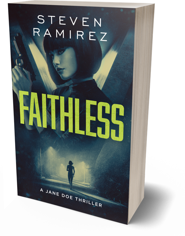 [Faithless Ebook Cover]