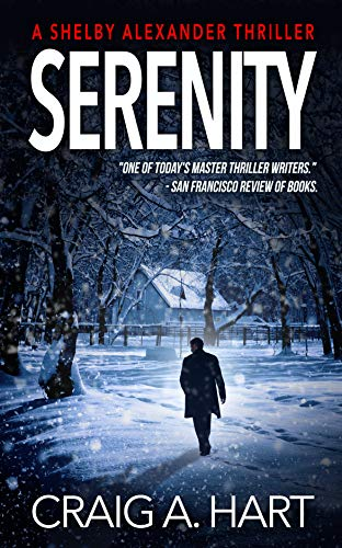 [Serenity Book Cover]