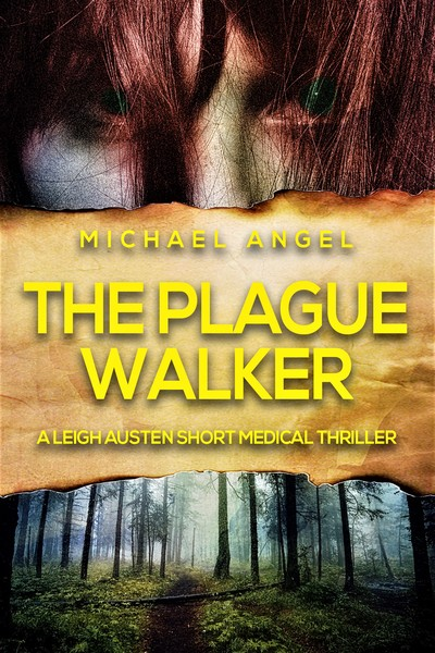 [The Plague Walker Cover]
