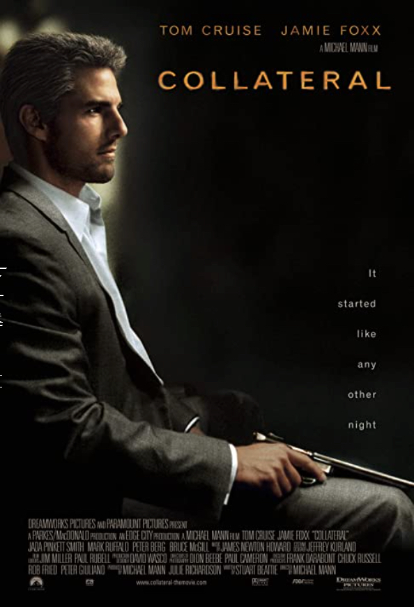 [Collateral (2004) Poster]