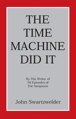 [The Time Machine Did It Cover]