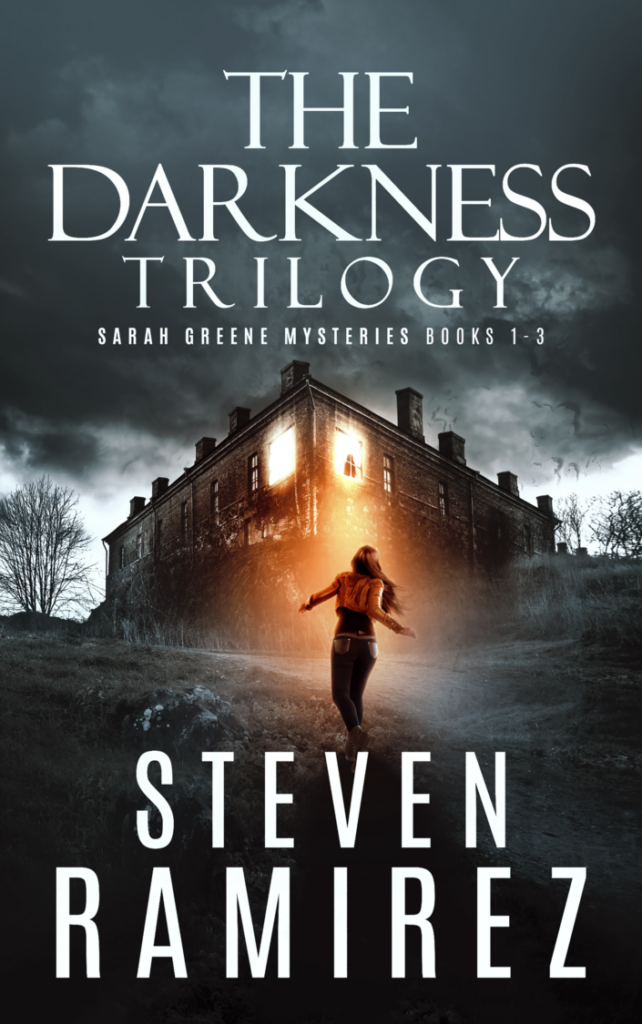The Darkness Trilogy Ebook Cover